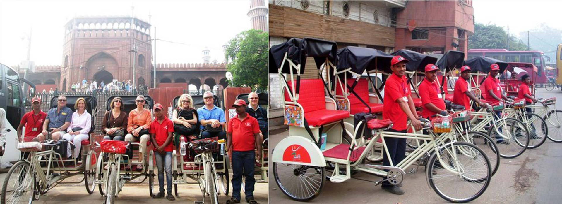 Discover OLD DELHI On Cycle