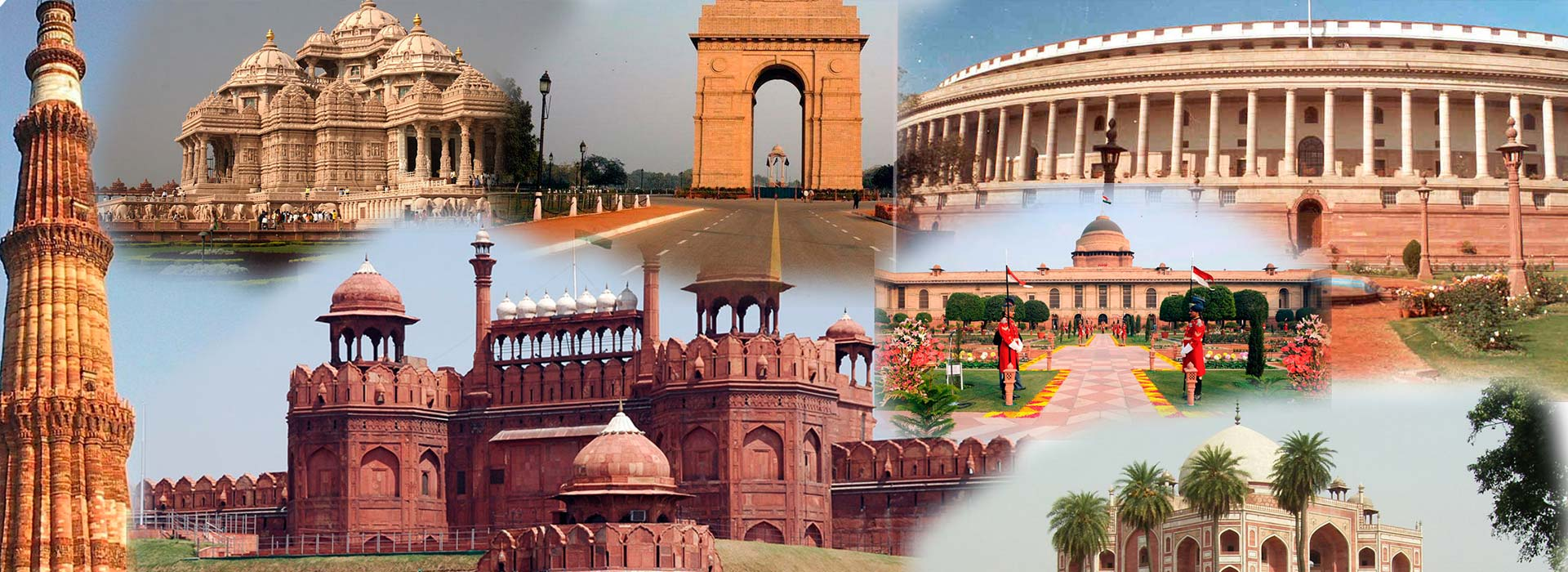 FULL DAY SIGHTSEEING OF OLD & NEW DELHI